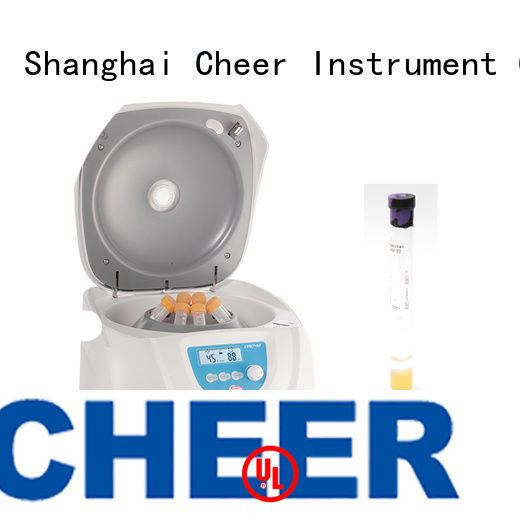 digital centrifuge prp products clinical diagnostics