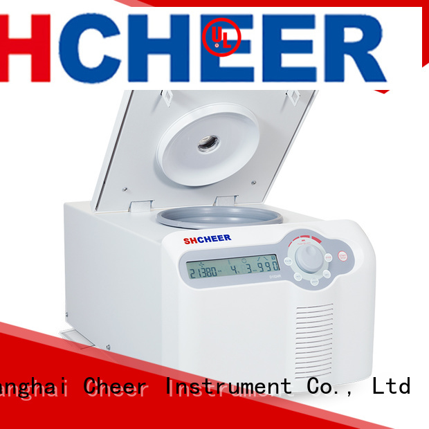 Cheer variable commercial centrifuge machine hospital