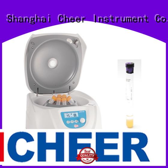 Cheer centrifuge prf supplier clinical diagnostics