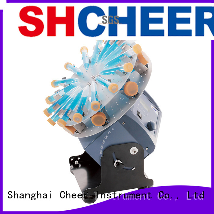 Cheer chemical rotator shaker products in laboratory