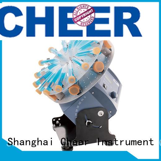 Cheer rotating mixer supplier medical industry