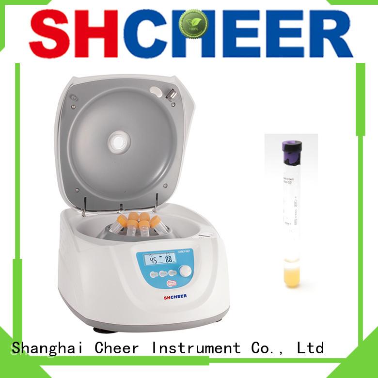 Cheer electric centrifuge prf supplier clinical diagnostics