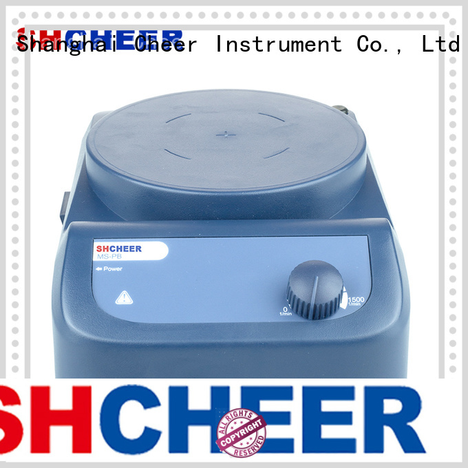 Cheer professional magnetic stirrer lab equipment supplier in laboratory