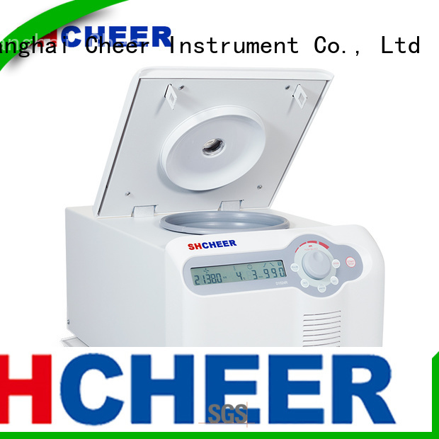 Cheer manual refrigerated centrifuge products biochemistry