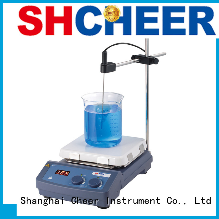 Cheer electric thermostatically controlled hot plate machine biochemistry