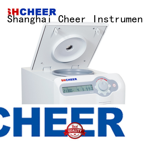 Cheer electric centrifuge refrigerated products biochemistry
