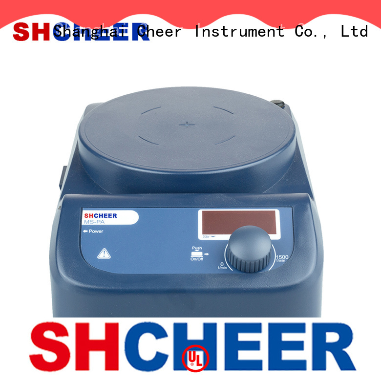 Cheer lab magnetic stirrer clinical diagnostics