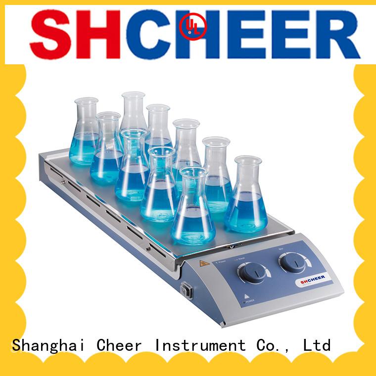 Cheer best hot plate stirrer supplier biochemistry