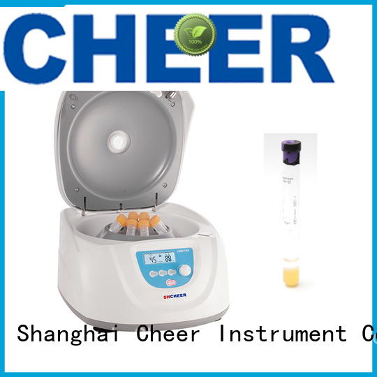 Cheer multichannel centrifuge machine prp equipment in laboratory