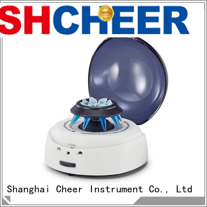 Cheer portable centrifuge supplier medical industry