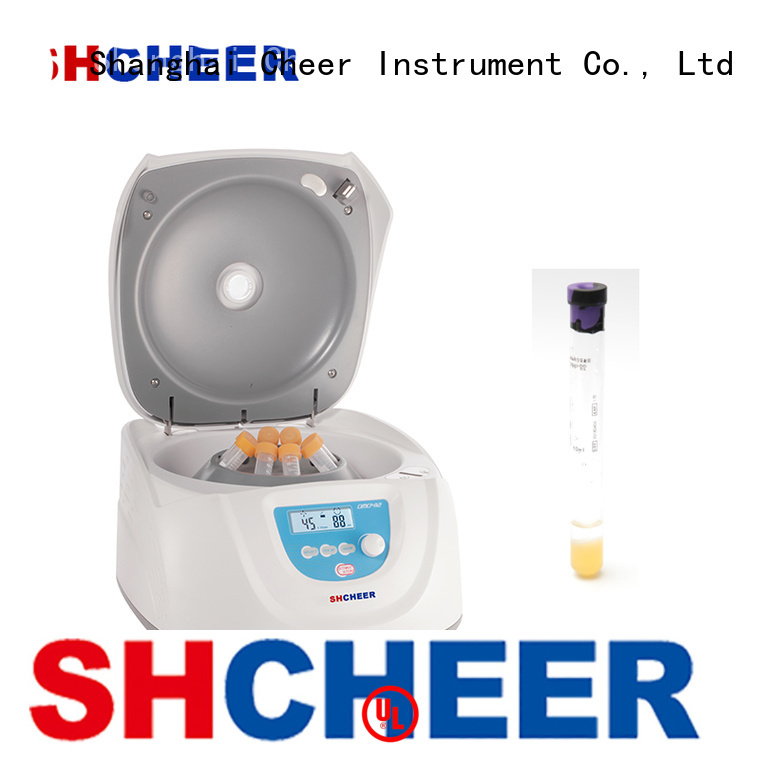 Cheer laboratory clinical centrifuge