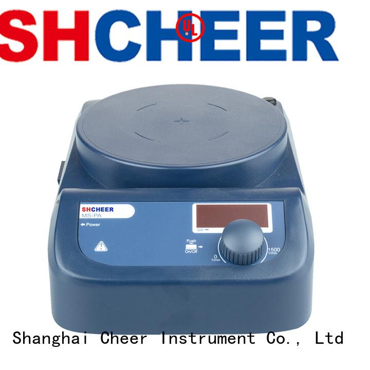 Cheer laboratory mixer stirrer supplier on Biomedicine