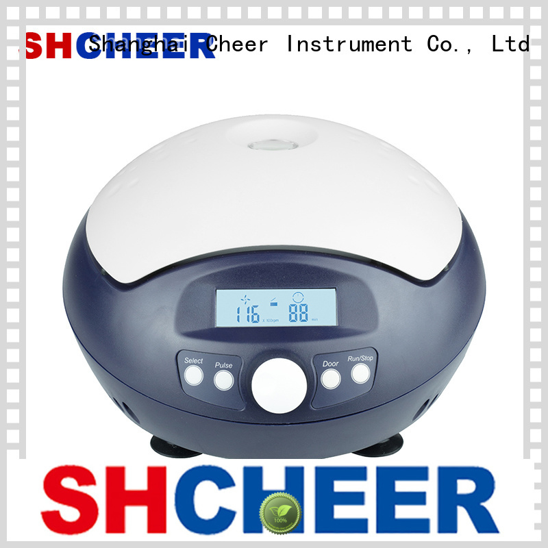 Cheer portable centrifuge products clinical diagnostics