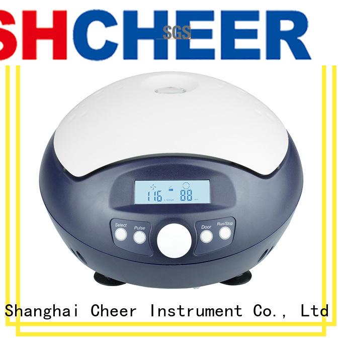 Cheer digital portable centrifuge equipment hospital