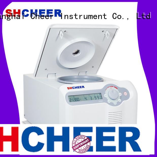 adjustable high speed refrigerated centrifuge hospital