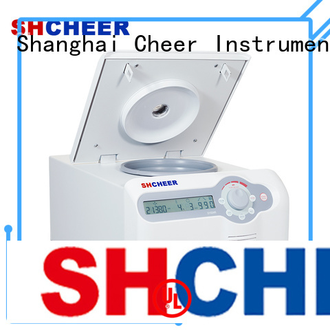 variable refrigerated centrifuge equipment hospital