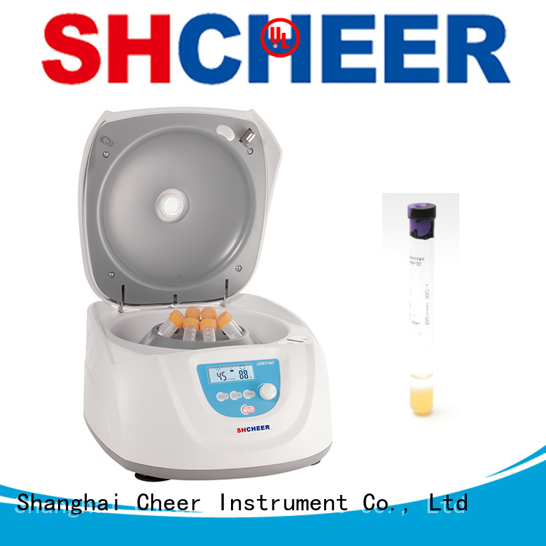 adjustable prf centrifuge machine supplier medical industry