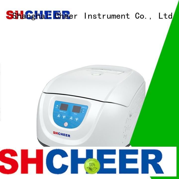 Cheer centrifuge machine prp supplier in laboratory