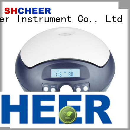 Cheer portable centrifuge machine medical industry