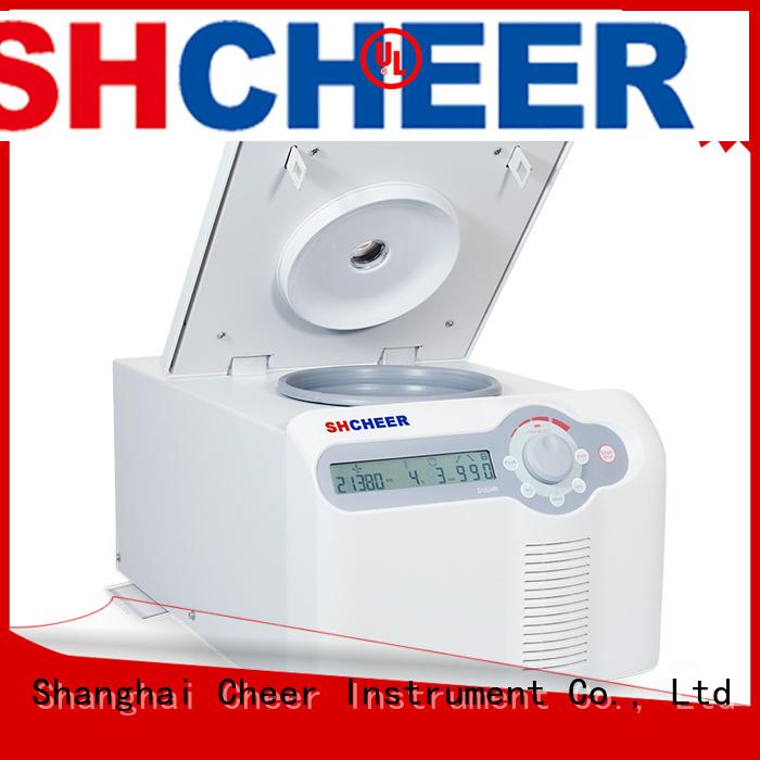 Cheer high speed centrifuge machine equipment clinical diagnostics