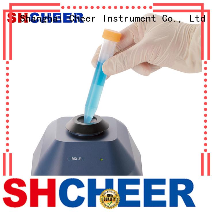 chemical lab vortex mixer equipment in laboratory