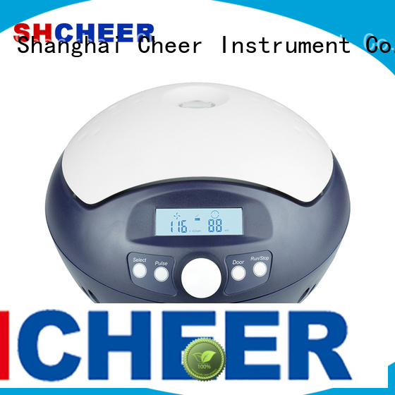 Cheer micro centrifuge machine supplier biochemistry