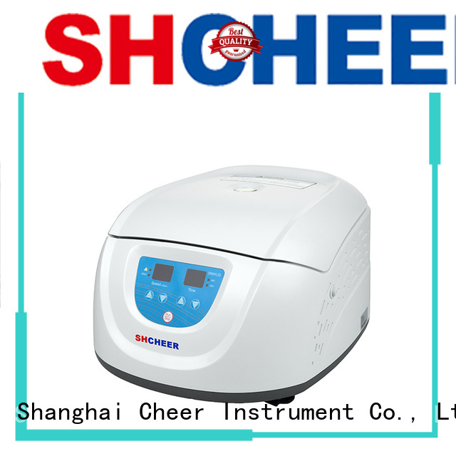 Cheer electric prf centrifuge equipment biochemistry