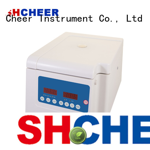 Cheer adjustable centrifuge prp supplier hospital