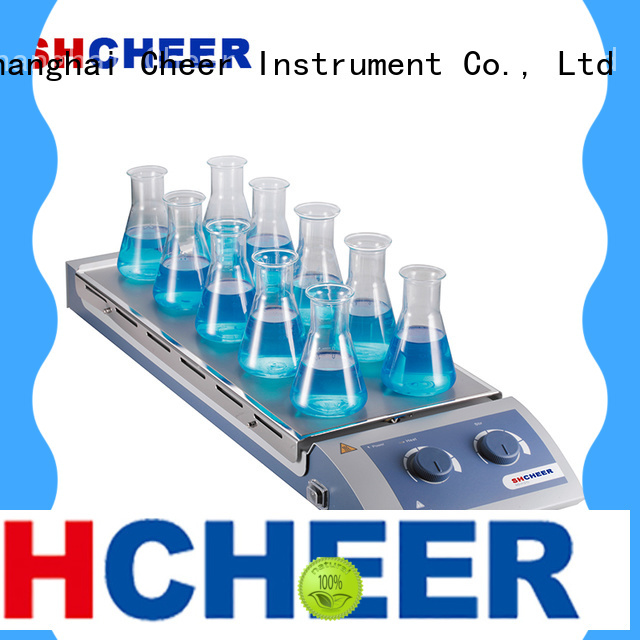 Cheer digital hotplate stirrer supplier for lab instrument
