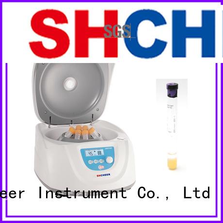 adjustable prp centrifuge machine clinical diagnostics