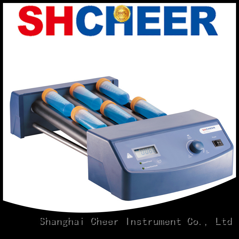 Cheer roller mixer equipment in laboratory