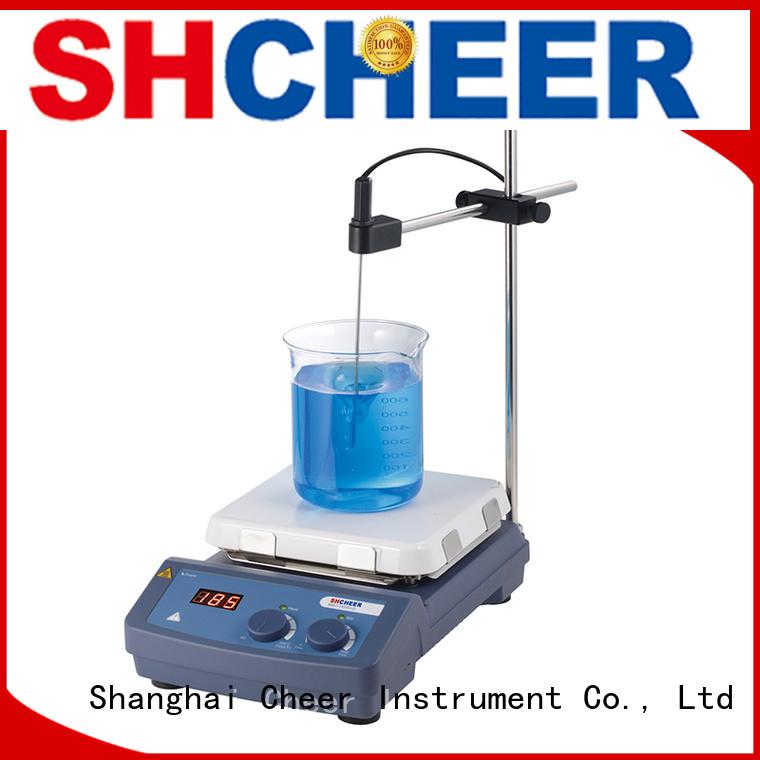 Cheer digital hotplate stirrer equipment for lab instrument