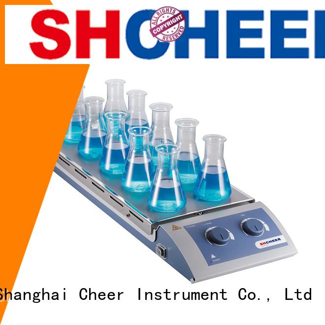 Cheer magnetic hotplate stirrer machine clinical diagnostics