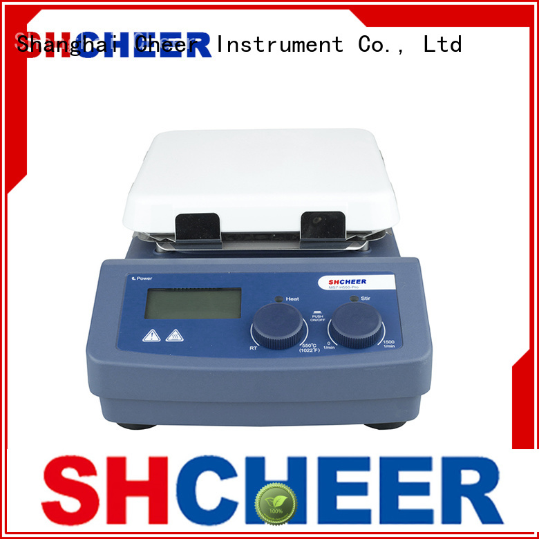 Cheer best hot plate stirrer products for lab instrument