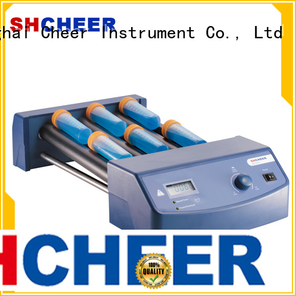Cheer chemical tube roller mixer hospital
