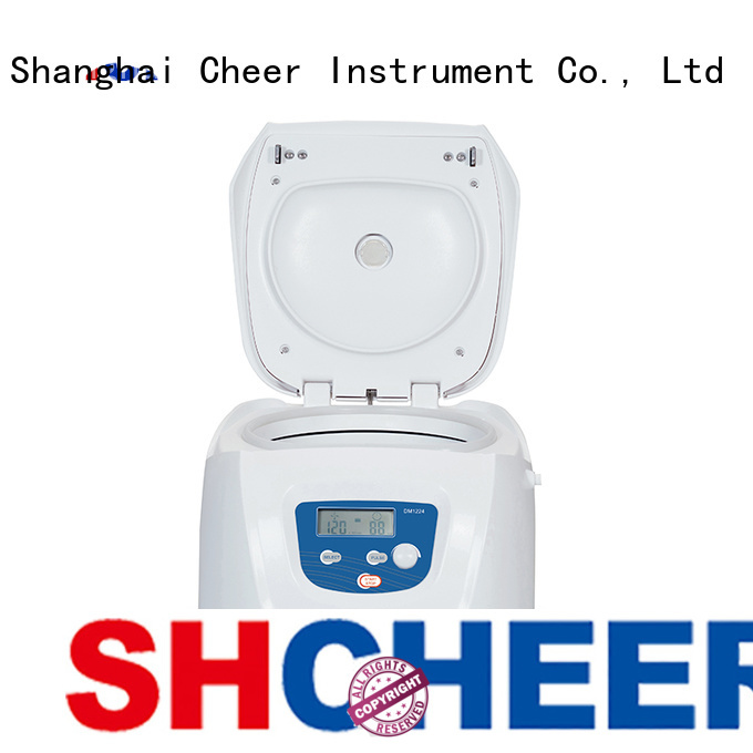 Cheer adjustable high speed centrifuge machine medical industry