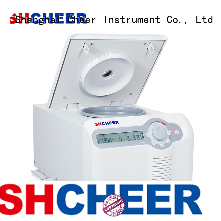 adjustable high speed centrifuge machine supplier clinical diagnostics