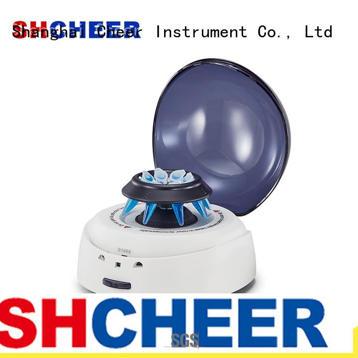 Cheer centrifuge 5000 rpm in laboratory