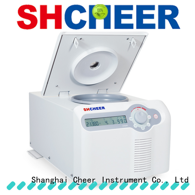 Cheer gas centrifuge supplier hospital