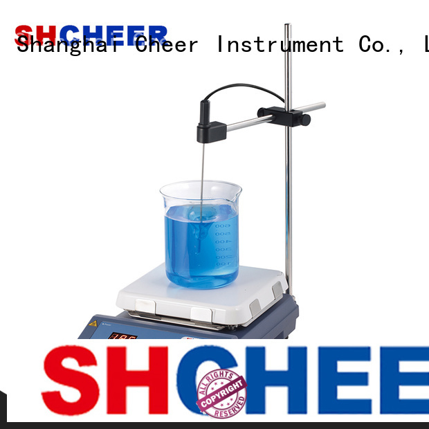 Cheer hotplate stirrer machine hospital