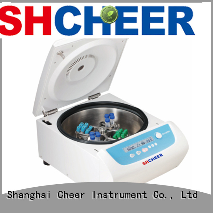 Cheer medical centrifuge products medical industry