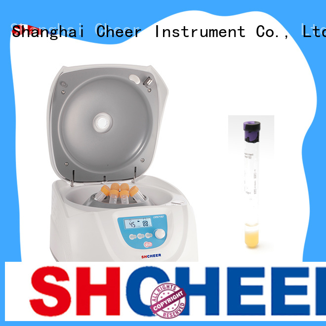 Cheer laboratory clinical centrifuge supplier biochemistry