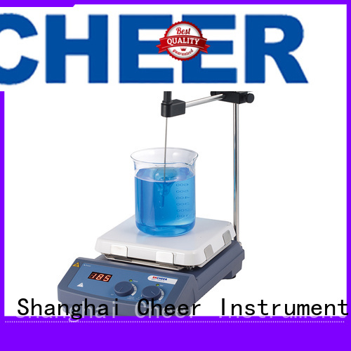 Cheer magnetic hotplate stirrer machine medical industry